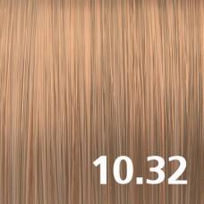 10.32 Экстра светлый блондин золотисто - перламутровый
