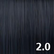 2.0 Натуральный глубокий темно-коричневый