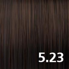 5.23 Светлый брюнет перламутрово - золотистый