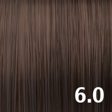 6.0 Натуральный темно - русый