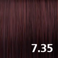 7.35 Русый золотисто-махагоновый