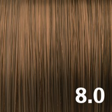 8.0 Натуральный светло - русый