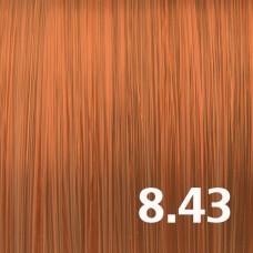 8.43 Светло-русый медно-золотистый