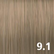 9.1 Светлый блондин пепельный
