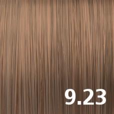 9.23 Светлый блондин перламутрово - золотистый